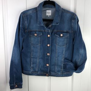 Kensie Jeans Denim Jacket